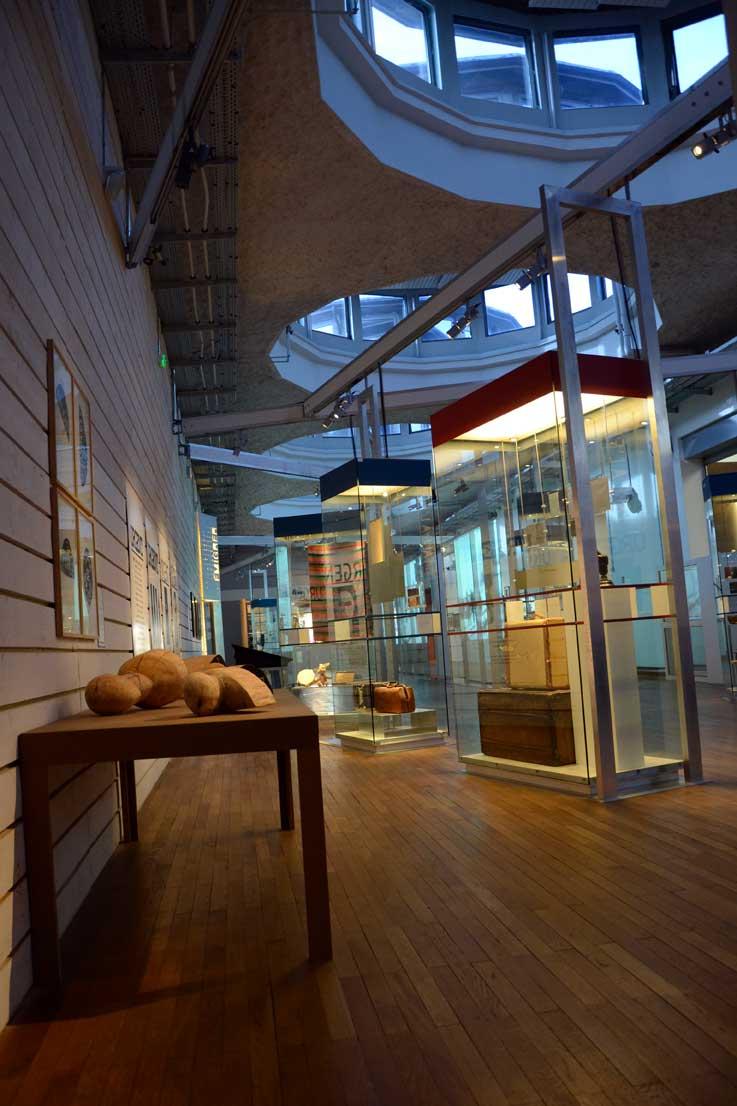 Musée Immigration - Palais de la Porte Dorée
