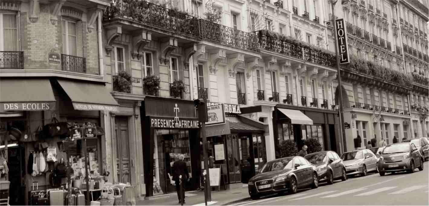 Présence Africaine - Paris