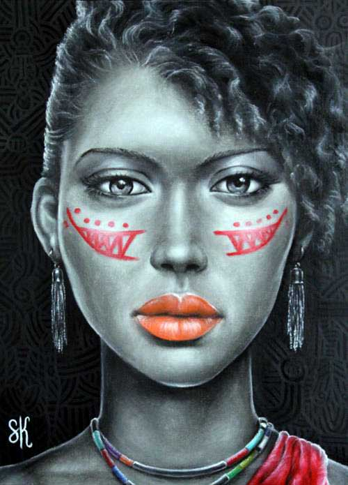 Malaïka, Miss Kenya 2062