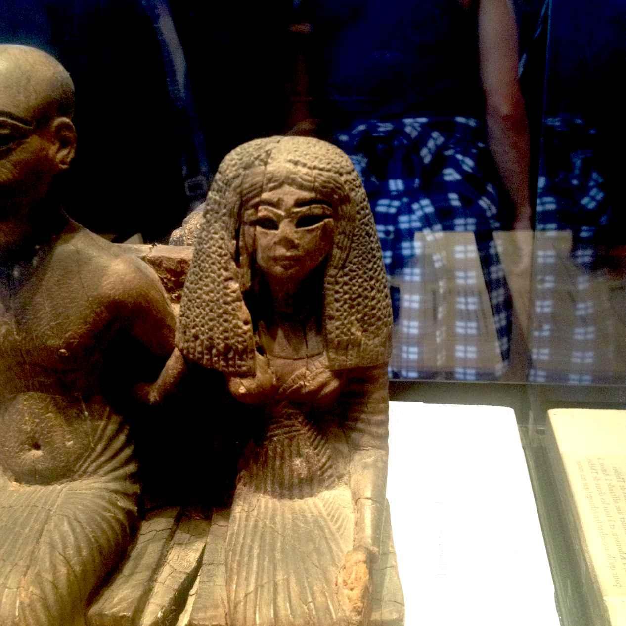 Département Egypte - Louvre