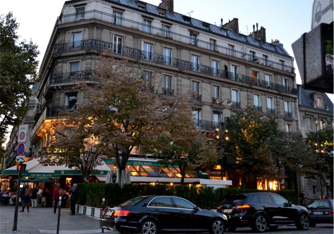Saint-Germain-des-Prés - Paris