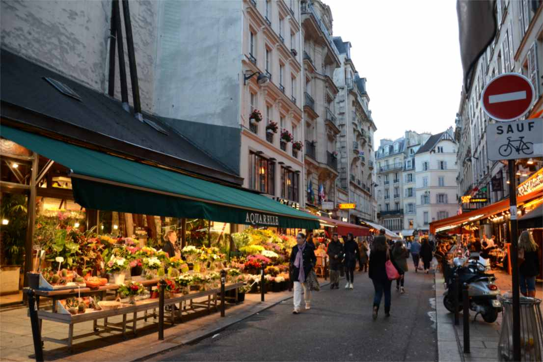Saint-Germain-des-Prés - Paris
