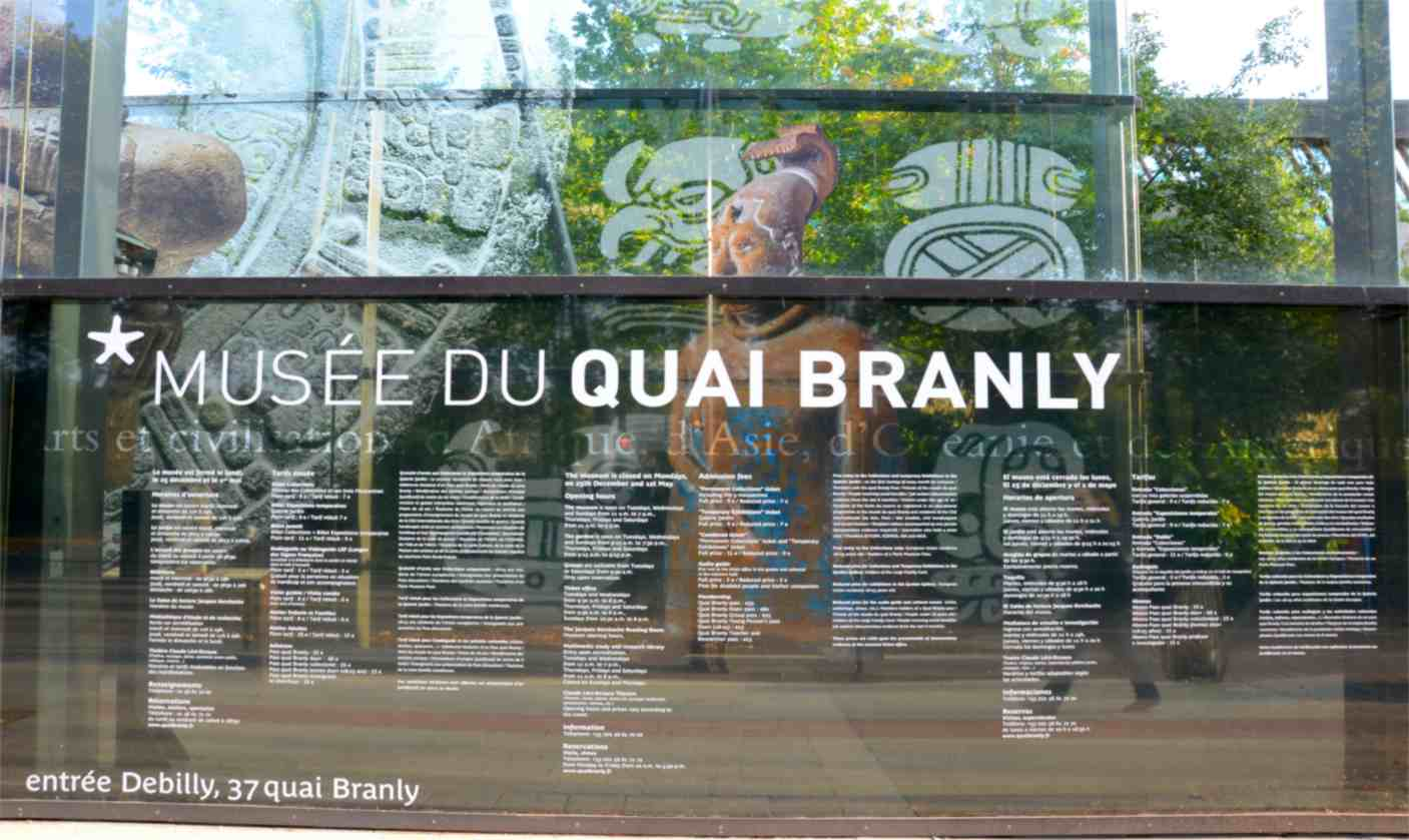 Quai Branly- Little Africa Paris