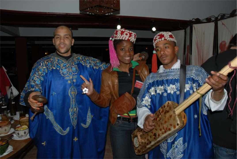 Gnawas - Maroc