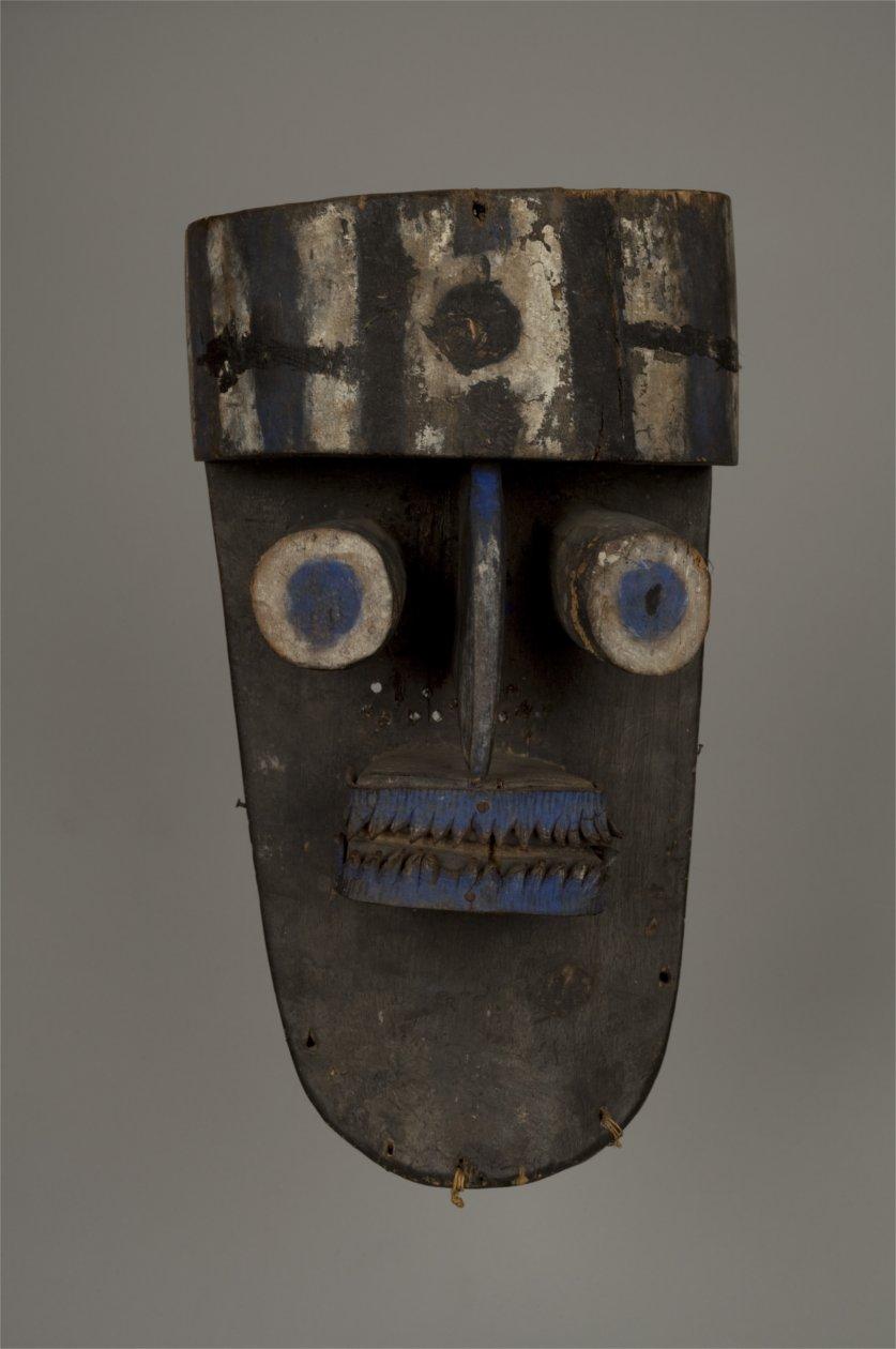 masque africain lyon