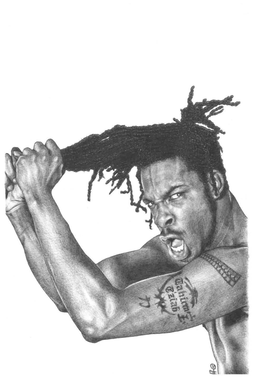 Busta Rhymes - Alif King