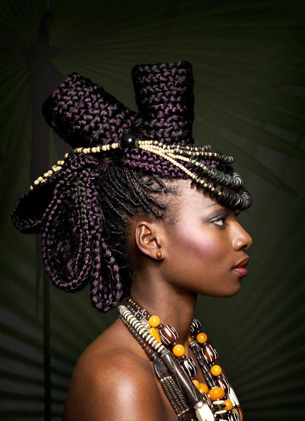 Nadeen Mateky I Little Africa Paris