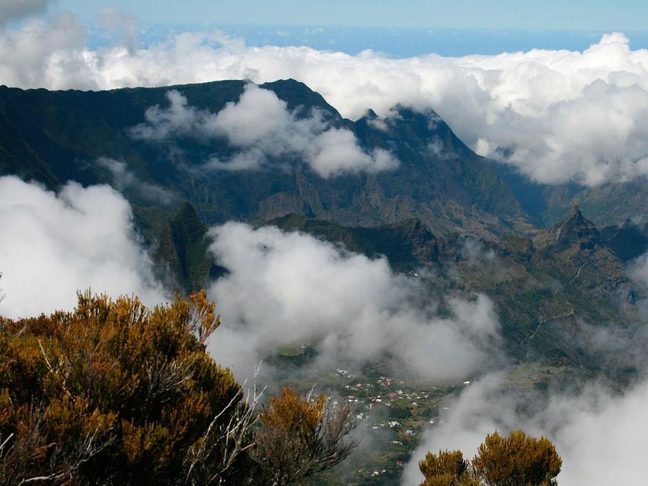 Réunion, Maïdo