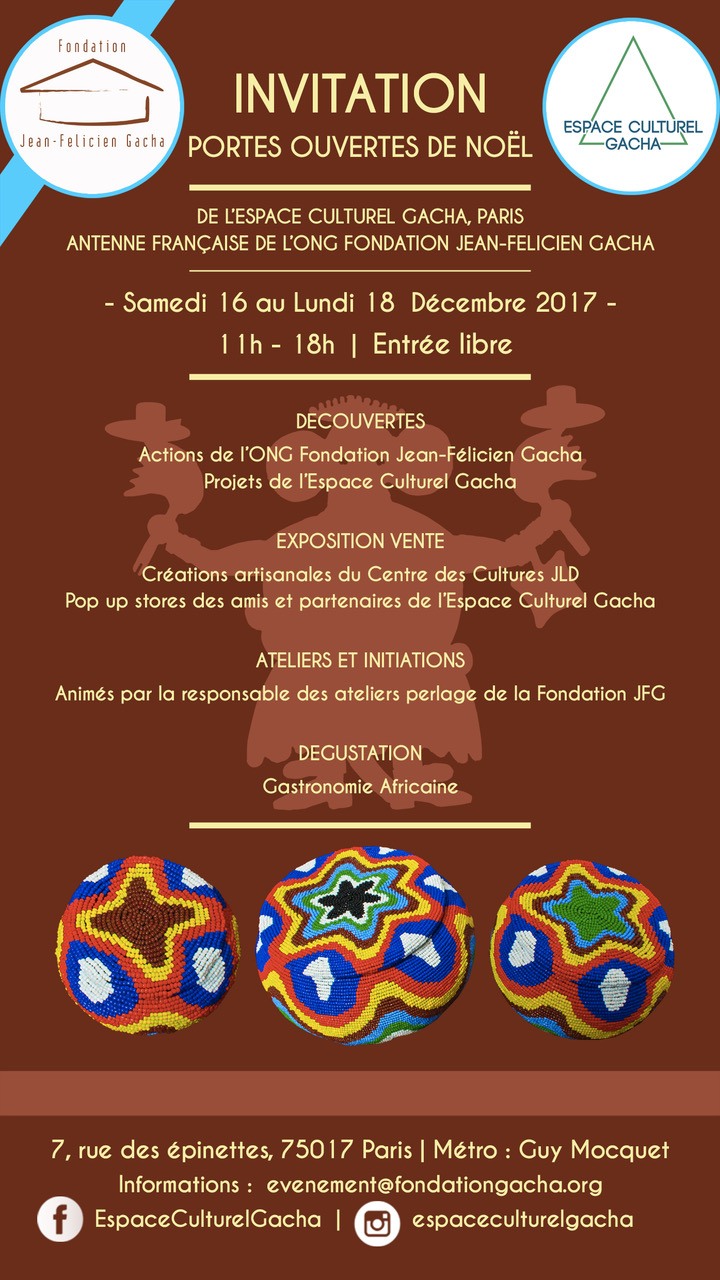 INVITATION - PortesOuvertes - ECG