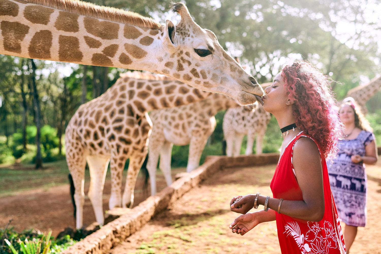 "Voyage au Kenya par ""Black &Abroad"""