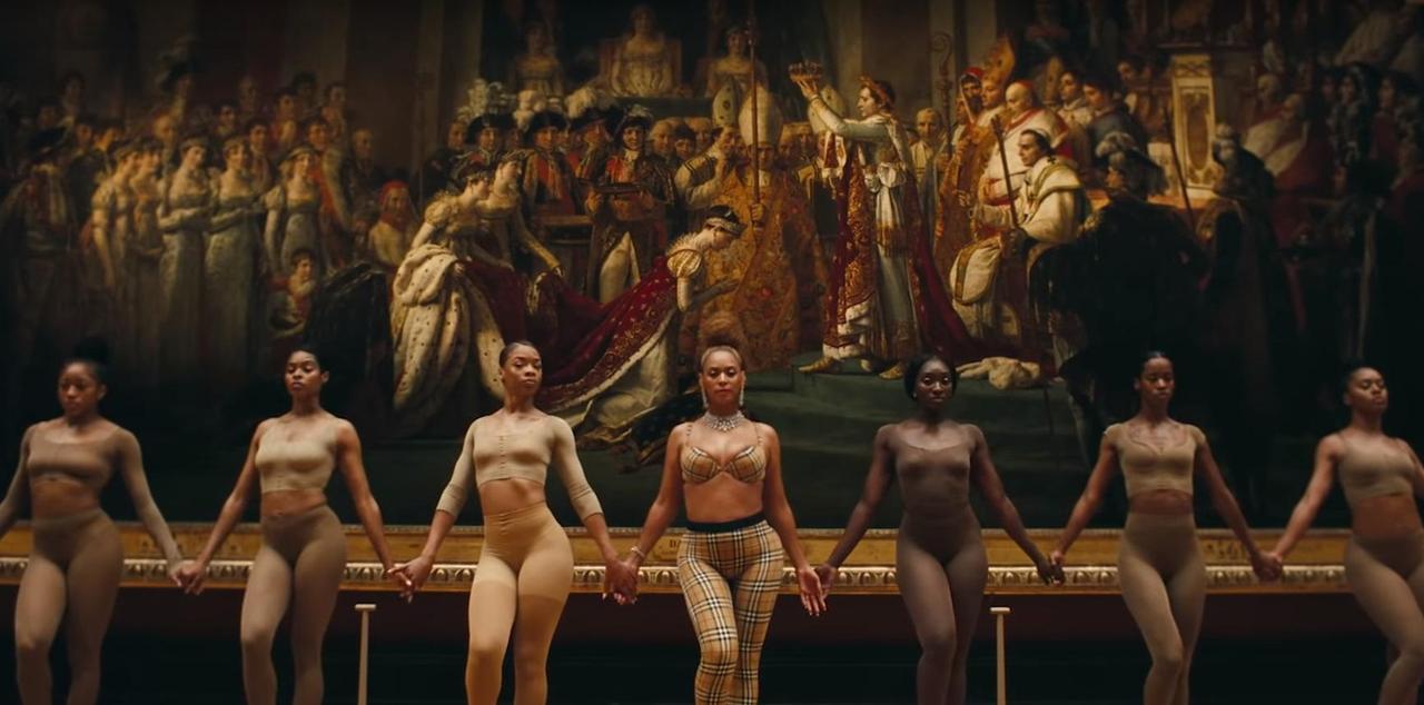 Tableau du Louvre