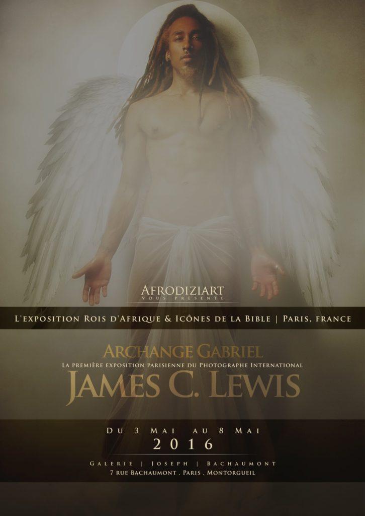 L'Ange Gabriel, James C. Lewis