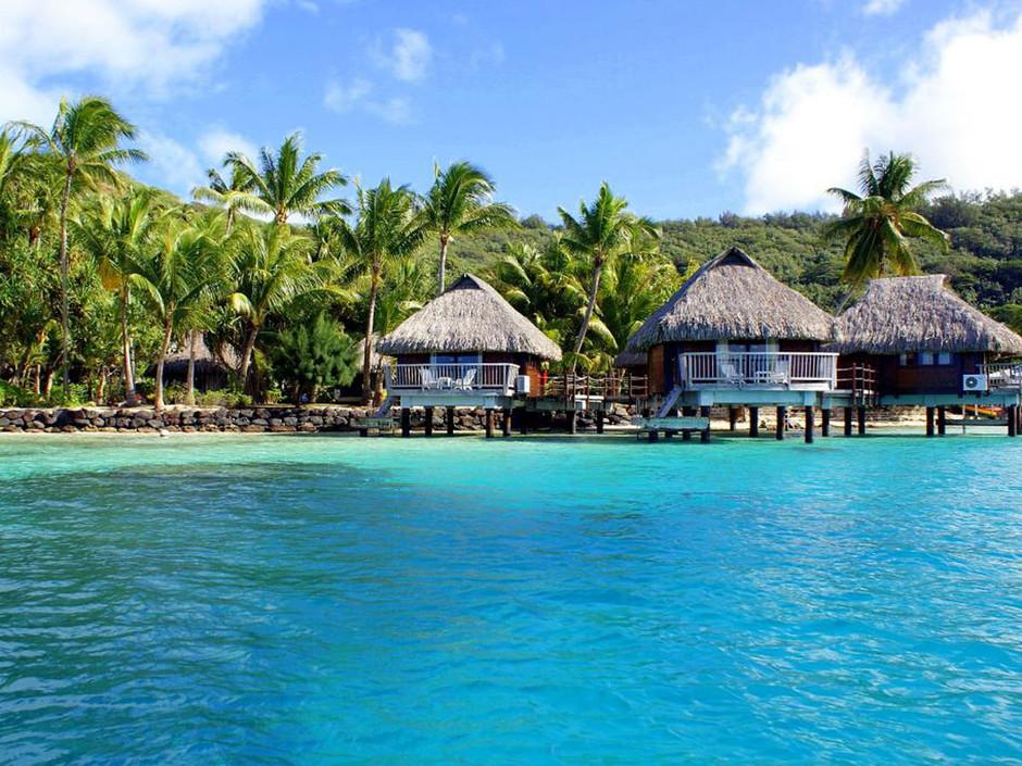 Polynésie Française, Bora Bora