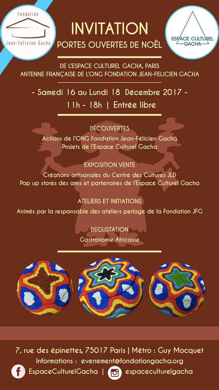 INVITATION - PortesOuvertes - ECG