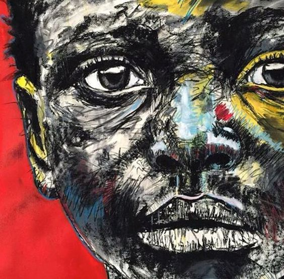 « Intermixed with my realities and feelings » By Nelson Makamo Nelson Makamo