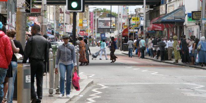 Quartier de Peckham