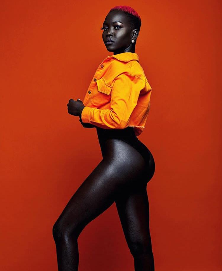 """Résultat de recherche d'images pour """"Nyakim Gatwech"""""""